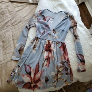 NWT Charlotte Russe summer dress